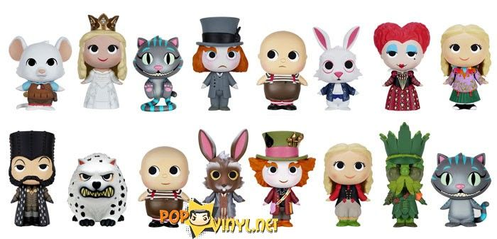 Magical Alice Through the Looking Glass Now Available Under Funko Catalog http://popvinyl.net/news/magical-alice-looking-glass-now-available-funko-catalog/  #AliceThroughtheLookingGlassMopeez #mopeez #mysterymini #POP!