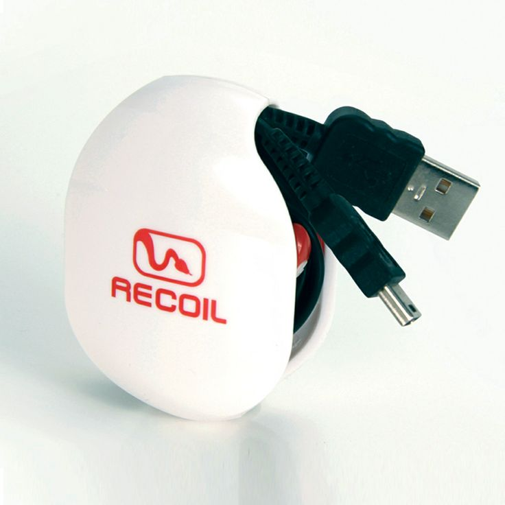 recoil automatic cord organizer large retractable winder