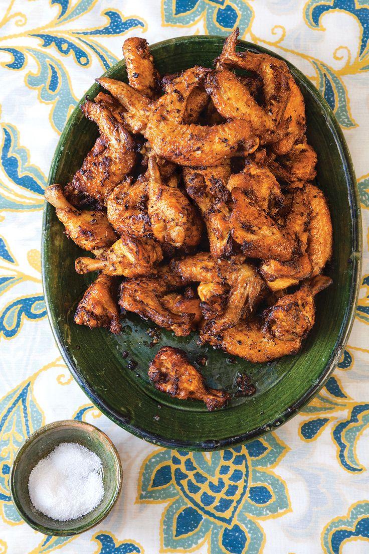 Indonesian Style Chicken Wings (Ayam Goreng Kuning) | SAVEUR