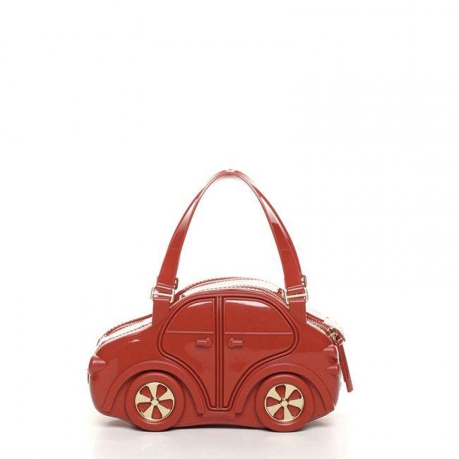#CarinaBag #Braccialini B9309 - Rosso