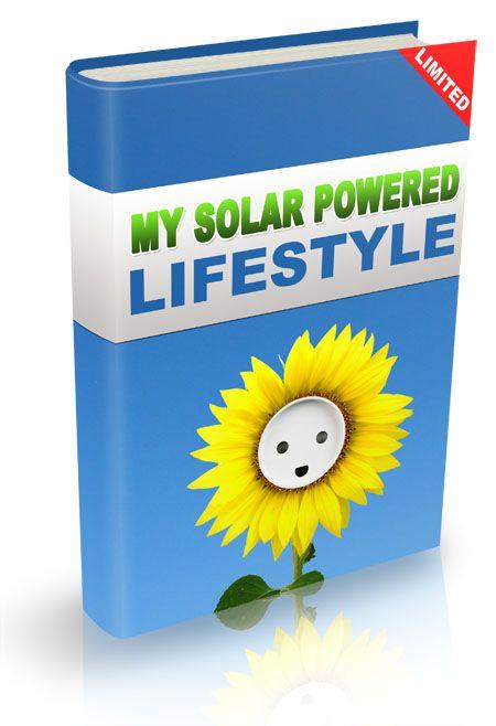 My Solar Powered Lifestyle - eBook