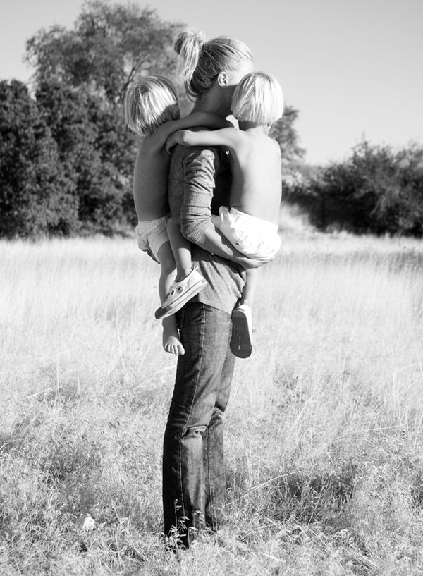 i love this!!!! A mother with her two crazy boys! i can't wait to take this of my sister in law! haha