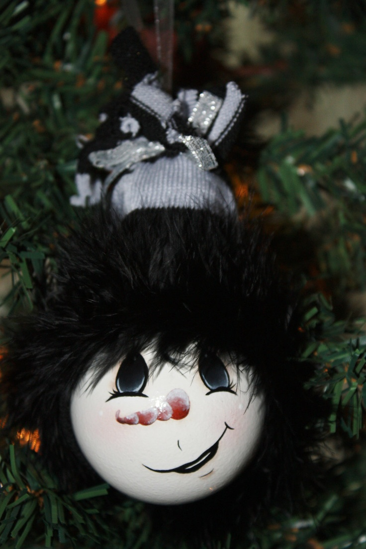 Hair stylist christmas ornaments - 155 Best Images About Christmas On Pinterest Outdoor Christmas Christmas Ornament And Hand Painted