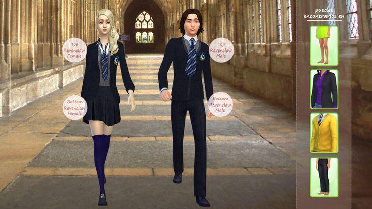 Wizarding World of <b>Harry</b> <b>Potter</b> | The <b>Sims</b> <b>4</b> Forum | <b>Mods</b>