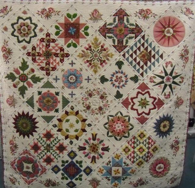 Antique Wedding Sampler Pattern