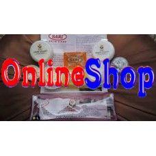 Pemutih Wajah Original Cream Sari