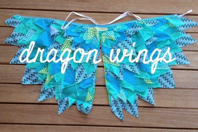 Dragon wings - simmone star