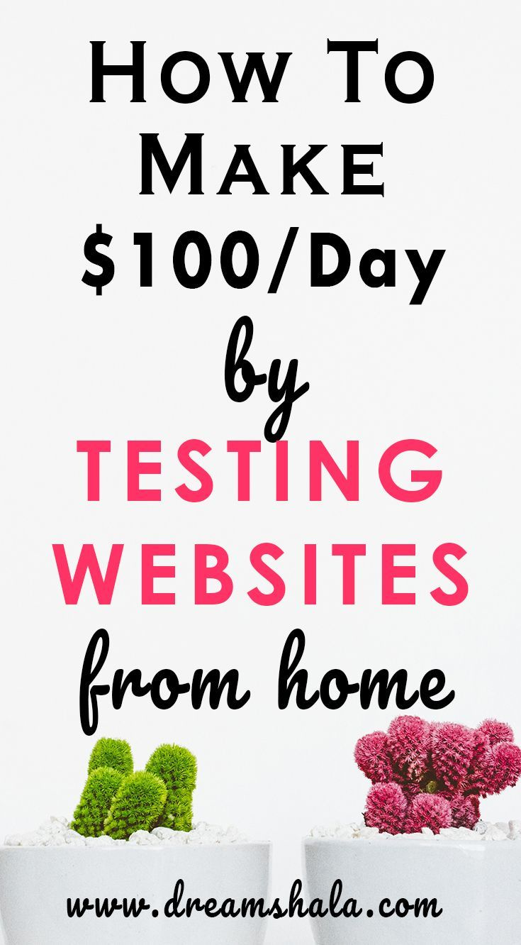 14 Best Platforms To Get Paid To Test Websites From Home – Siva | Dreamshala | Blogging, Social Media, Online Marketing Updates, WAH Jobs.