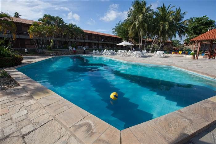 Salinas do Maragogi All-Inclusive Resort in Maragogi, Brazil is the second best hotel for families.