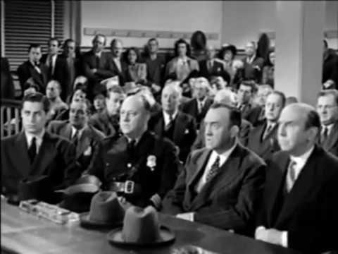 A Stranger in Town- Starring Frank Morgan (1943)
