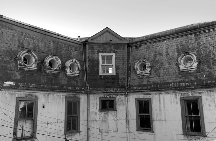 Amor por la Arquitectura de Valparaiso.