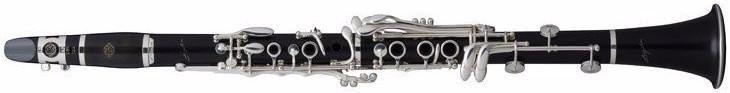 Selmer Paris Professional 'Signature' Model B16SIG Bb Clarinet BRAND NEW