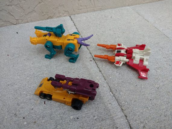 Vintage Hasbro Transformers Autobots by mloartware on Etsy