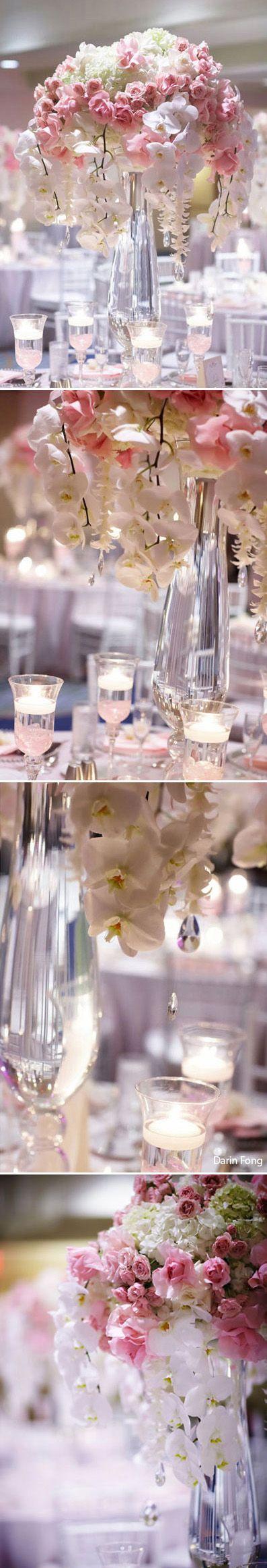 Pretty and Pink at the Coronado Marriott ::  Darin Fong Photography & Karen Tran Florals