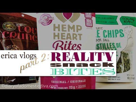 Erica Vlogs - Part 2: Reality Snack Bites