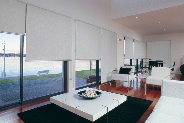 Roller Blinds Classic style in an array of colours and textures. http://www.topcarpets.co.za/product-gallery/2/blinds/blinds
