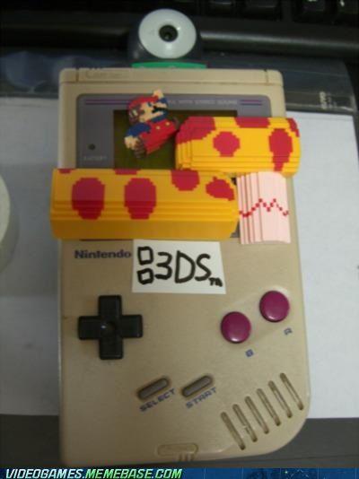 Game Boy 3DS #Nintendo