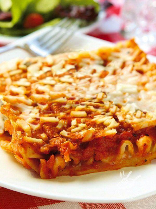 Le Lasagnette ricche alle melanzane: per interpretare in chiave estiva le classiche lasagne, preparate senza l'aggiunta di besciamella. #lasagneallemelanzane