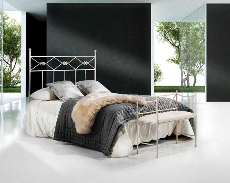 Cabeceros de cama » HIERRO FORJADO