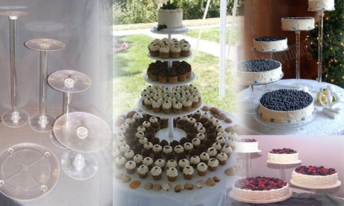 Design Your Own Cake Stand :
