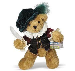 History of literature with teddy bears: from Shakespeare to 50 shades of Grey // Historia de la literatura con osos de peluche: desde El Quijote hasta 50 sombras de Grey