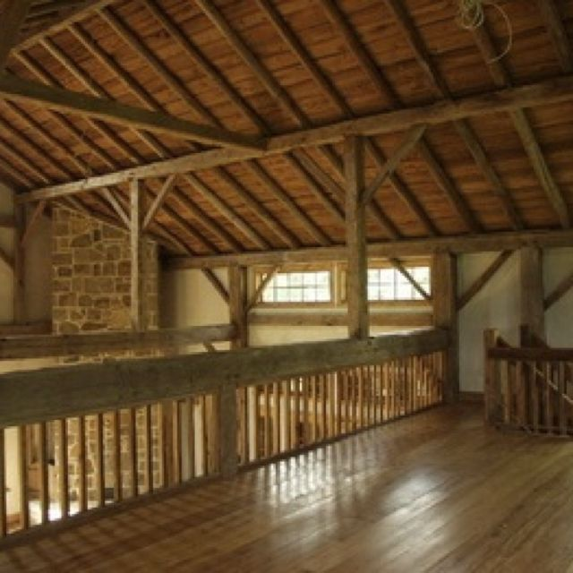 Loft barn houses joy studio design gallery best design for Small barn with loft