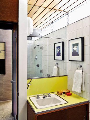 Best 25 mid century bathroom ideas on pinterest mid century modern bathroom modern bathroom Modern bathroom north hollywood