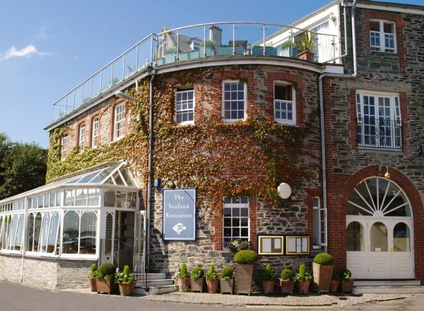 seafood restaurant padstow - Google Search