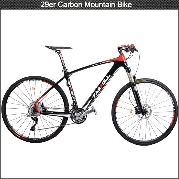 OEM 29er Carbon Mountain Bike/Professional MTB 29 Inch bicicletas mountain bike