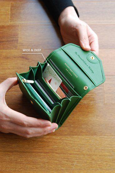 All-in-One Leather Mini Clutch