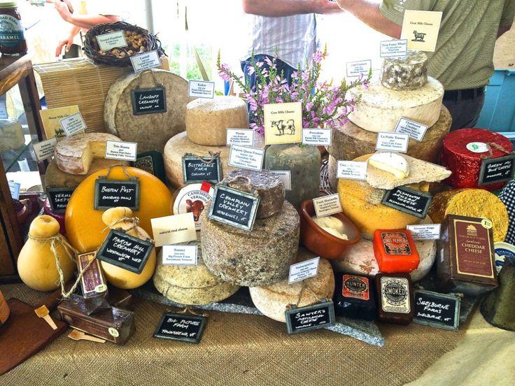 Vermont Cheese Festival