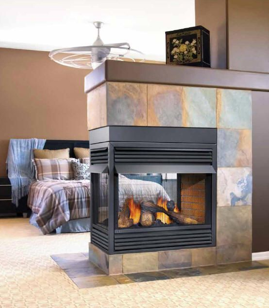 Three sided fireplace ideas living room dining room 2 sided fireplace ideas