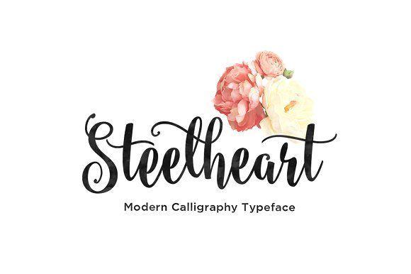 Steelheart by artimasa on @creativemarket
