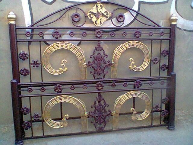 Metal Furniture Pakistan Bed