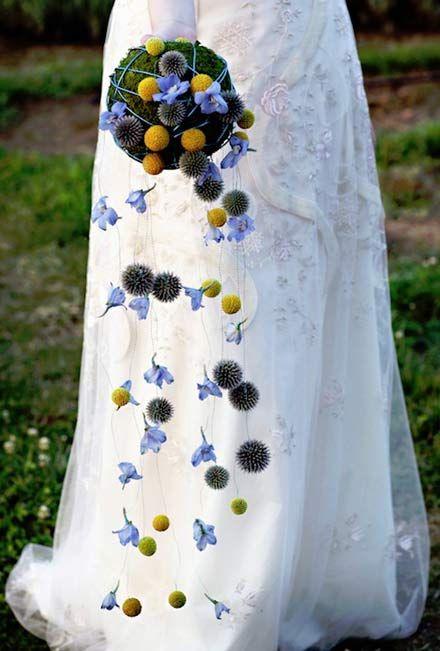 Bouquets... Fiche pratique et idées - Le salon de thé - le blog d'un Lys dans l'atelier
