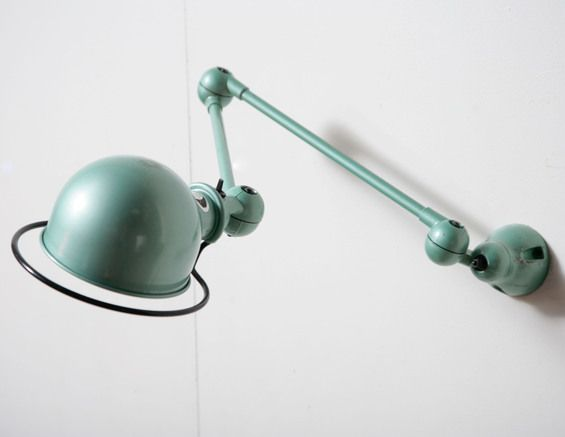 Jielde Wall or Table Mount Task Lamp: in the kitchen?