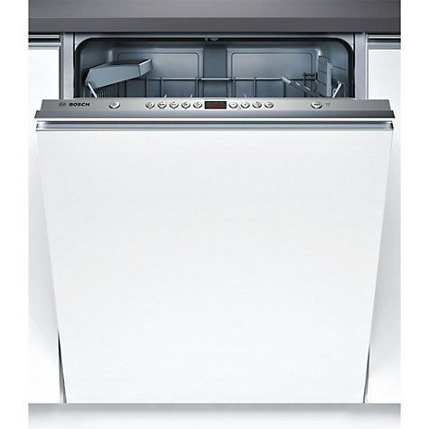 Buy Bosch SMV53M40GB Fully Integrated Dishwasher Online at johnlewis.com £499 John Lewis