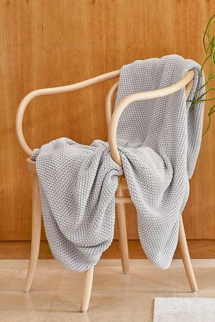 Wohndecke Nordic Knit Marc O Polo Home Einrichten Homedecor Diele Flur Eingangsbereich Wohnidee Baur Einrich Dekoration Flur Dekoration Kommode Flur