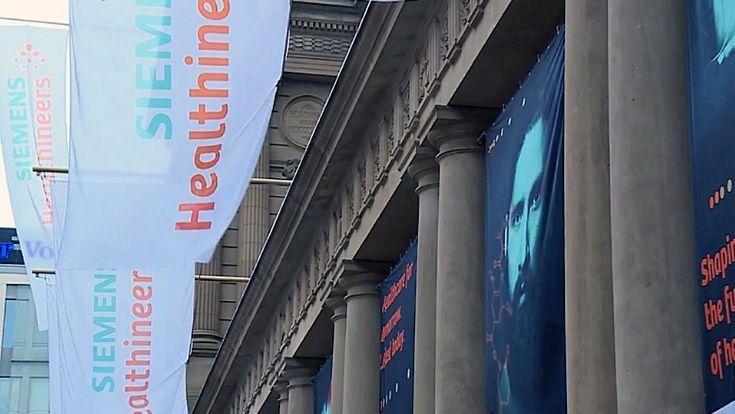 Medizintechnik-Tochter von Siemens: Healthineers wagt Debüt an der Frankfurter Börse