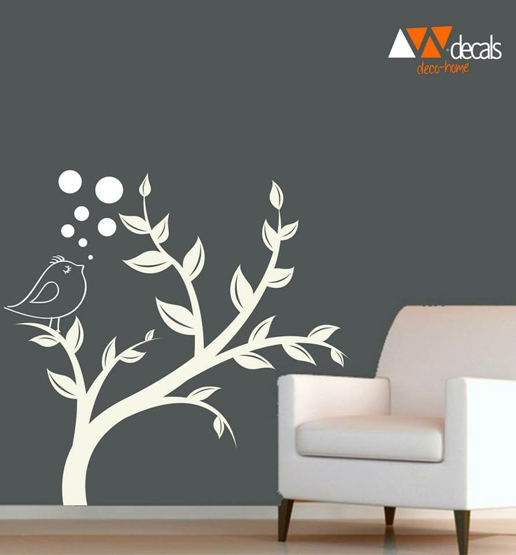 17 mejores im genes sobre murales de arbol en pinterest for Pegatinas murales pared