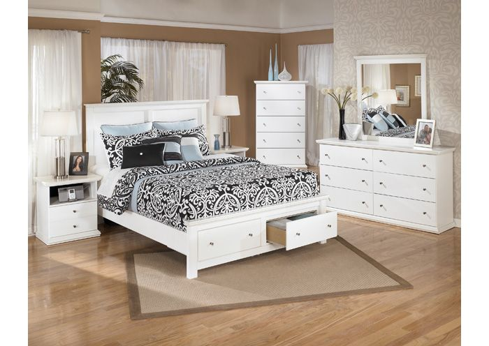 17 best images about bedroom sets on pinterest panel bed for Furniture mattress outlet longview