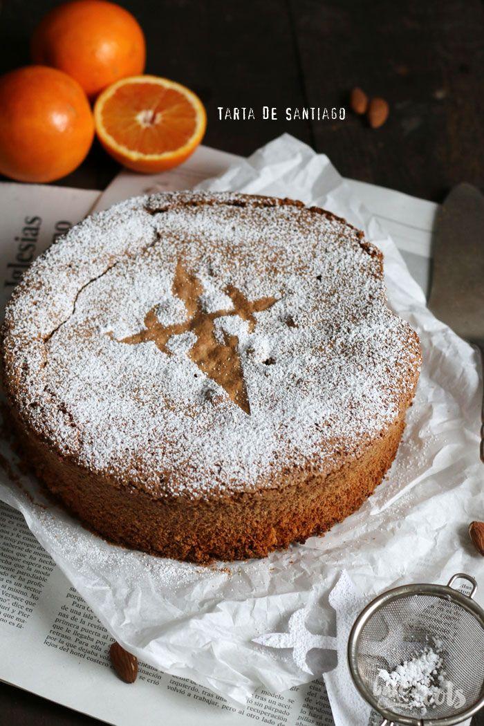 Tarta de Santiago |  Bake to the roots