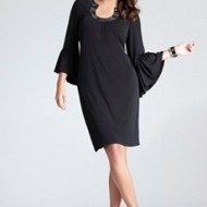 extensive list of plus size websites. - love this dress