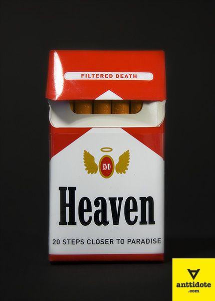 Anttidote - Heaven Cigarettes