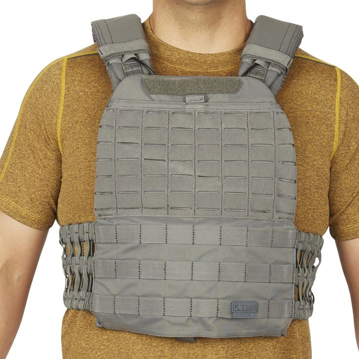 5.11 TacTec™ Plate Carrier | 5.11 Tactical