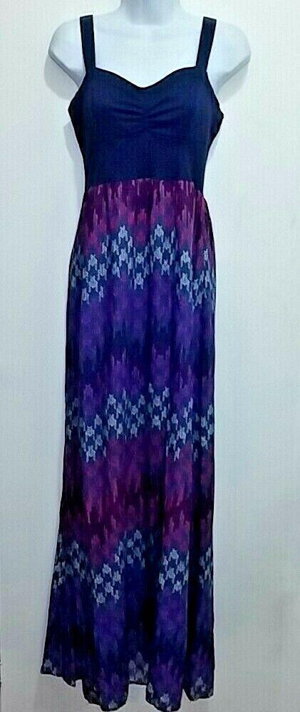 1883be4c9be Sundress Mudd Maxi Size M Womens Empire Waist Adjustable Straps  Mudd   SundressMaxiDress