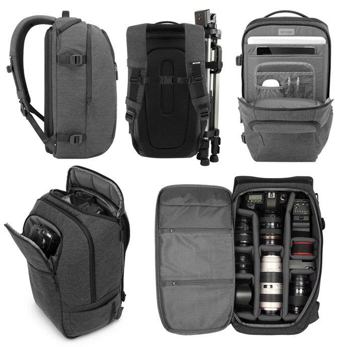 Incase incase DSLR Pro Pack camera bag camera case Backpack Rucksack