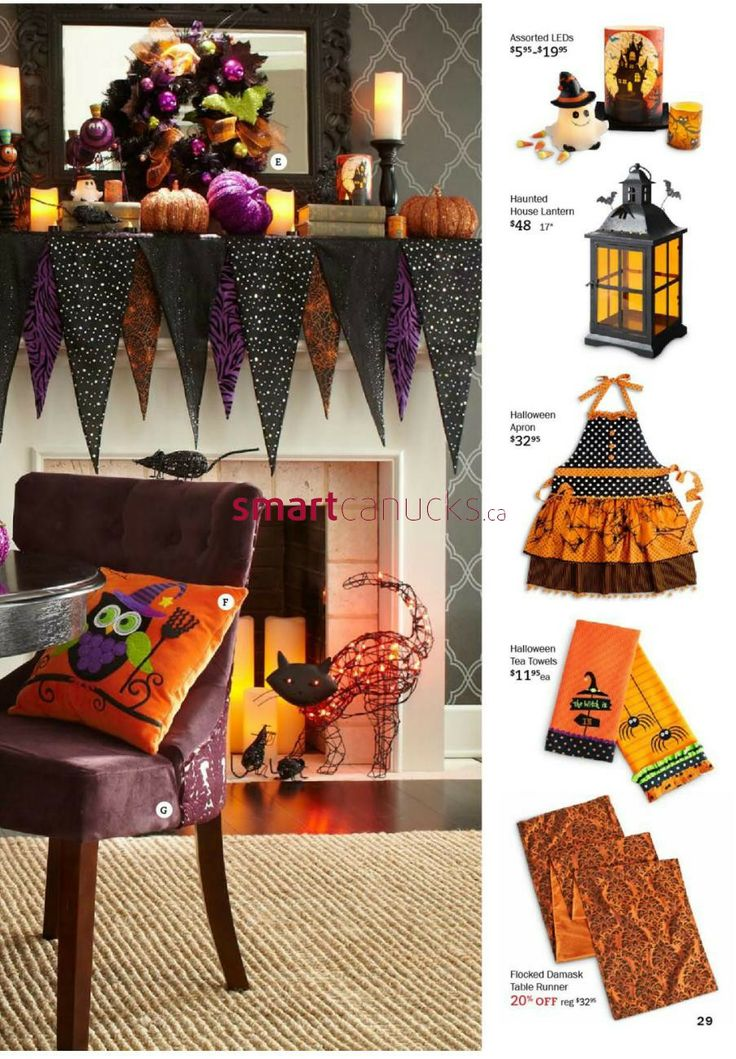 pier 1 imports flyer september 3 to october 6 - Halloween Catalogs
