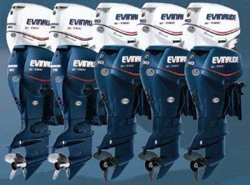 Evinrude Manuals Free PDF: Evinrude ETEC Service Manual PDF