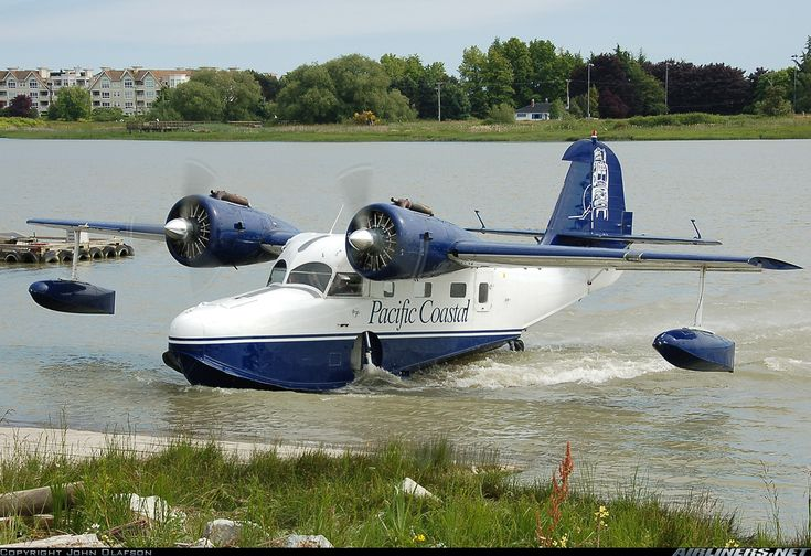 Grumman Seaplanes | Photos: Grumman G-21A Goose Aircraft Pictures | Airliners.net